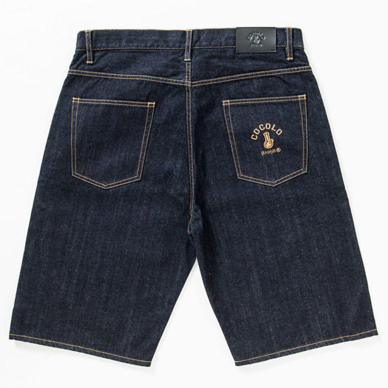 ORIGINAL BONG DENIM SHORTS
