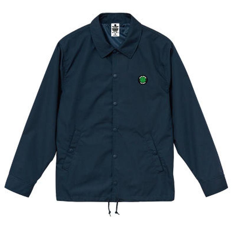 BLACKSMOKERS coach jacket (NAVY)