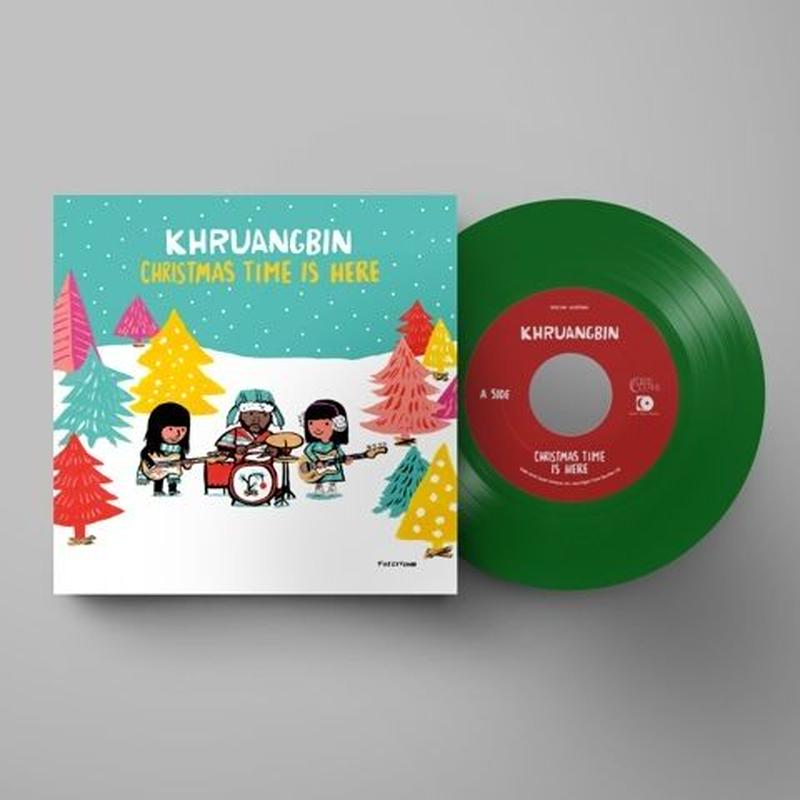 Khruangbin / Christmas Time Is Here [7inch]