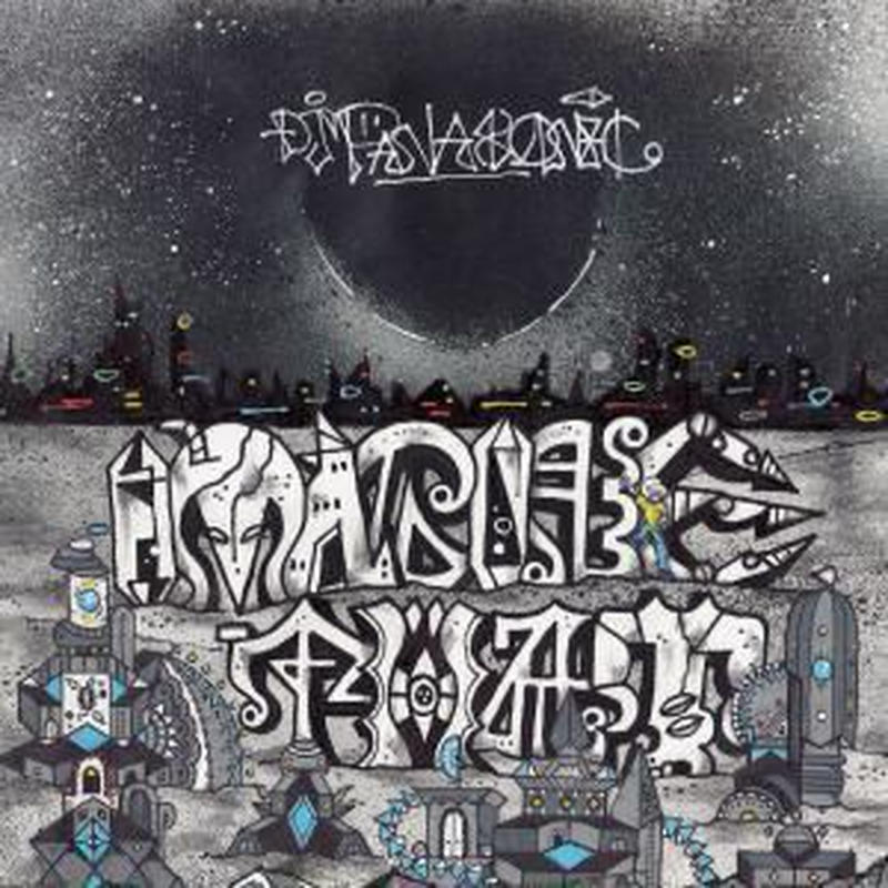 DJ PANASONIC / IMAGINE THAT [CD]