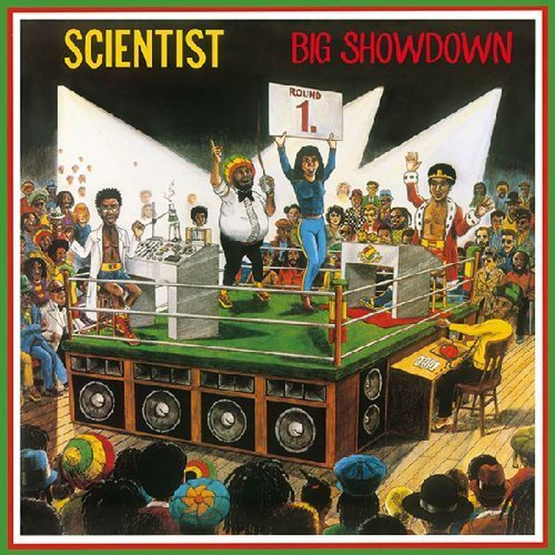 Scientist / BIG SHOWDOWN [LP]