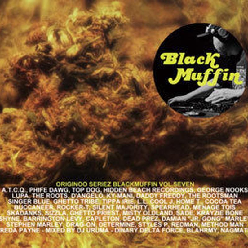 DJ URUMA / Blackmuffin vol.7 [MIX CD]
