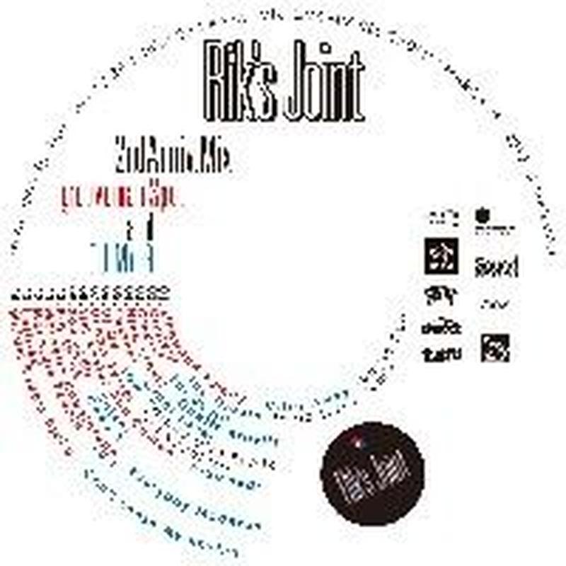 grooveman Spot&DJ Mu-R / RIK'S JOINT 2ND ANNIV. MIX [MIX CD]
