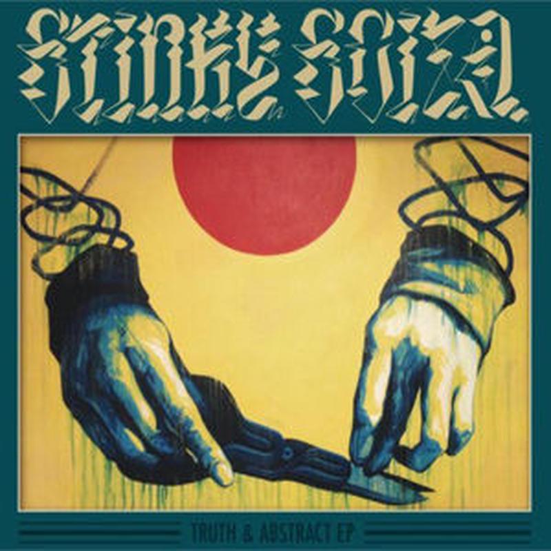 STINKY SCIZA / TRUTH & ABSTRACT EP [CD]