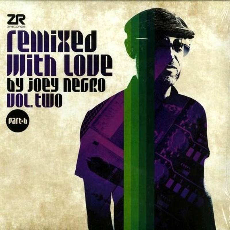予約 - V.A. - Joey Negro / Remixed With Love By Joey Negro Vol.2 Vinyl Pt.B [2LP] -Repress!!-