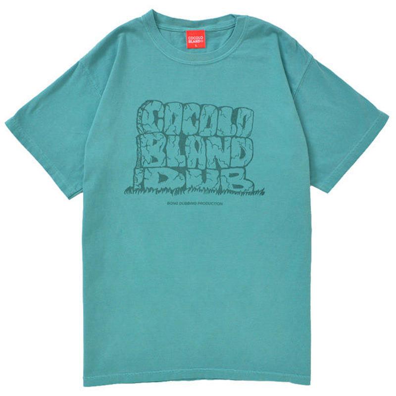 COCOLO BLAND DUB DYED TEE (SEAFOAM GREEN)