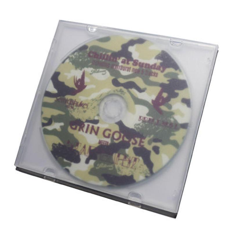-PRILLMAL- GRIN GOOSE meets STARRBURST / Chillin' at Sunday [MIX CD]