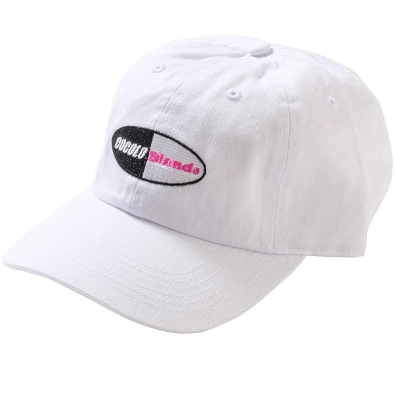 CAPSULE LOGO 6PANELS CAP (WHITE)