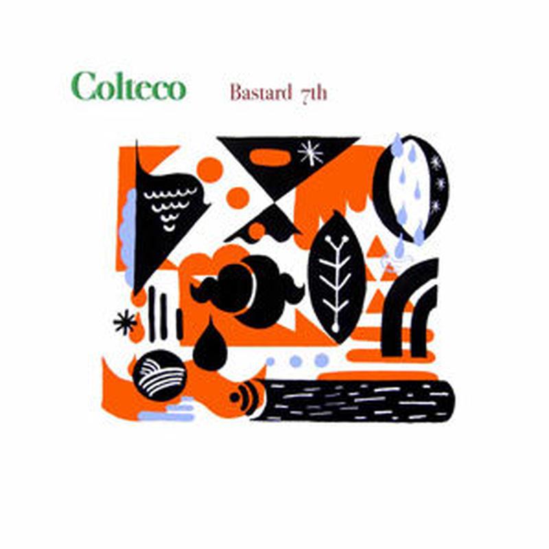 COLTECO / BASTARD 7TH [CD]