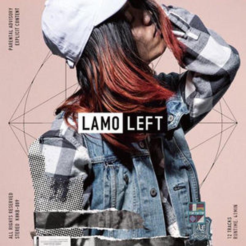 Lamo a.k.a. Amanchu / Left [CD]