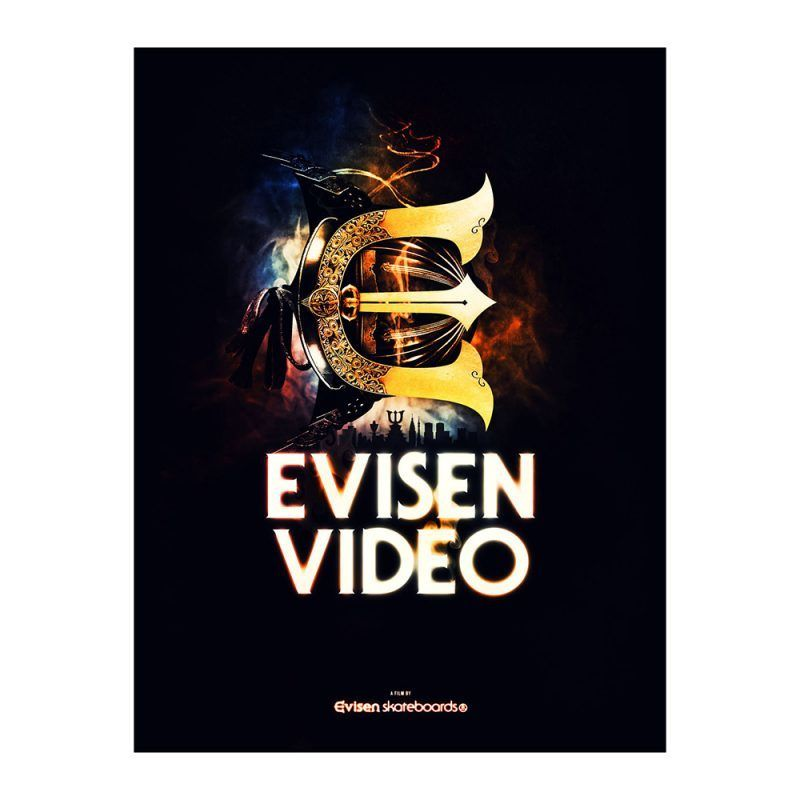 EVISEN SKATEBOARDS / EVISEN VIDEO [DVD]