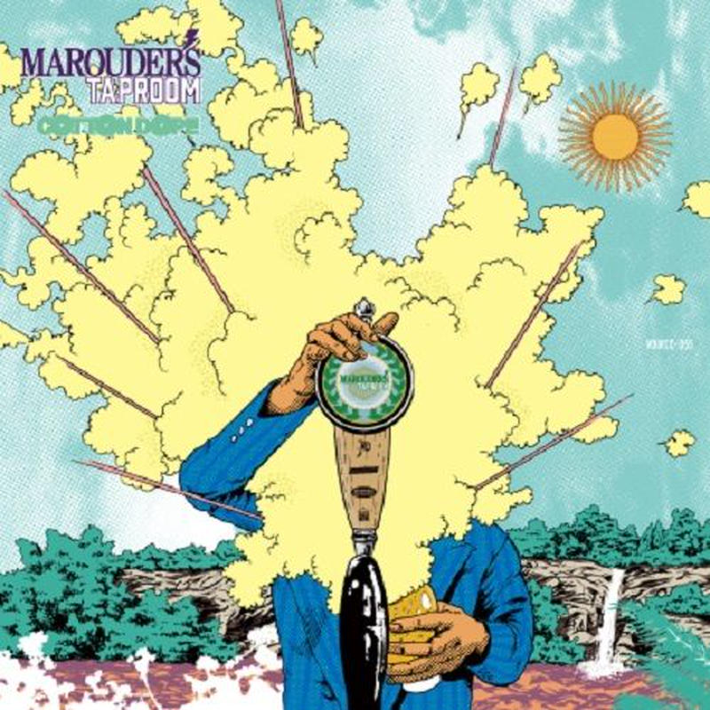 COTTONDOPE / MAROUDER'S TAPROOM [MIX CD]