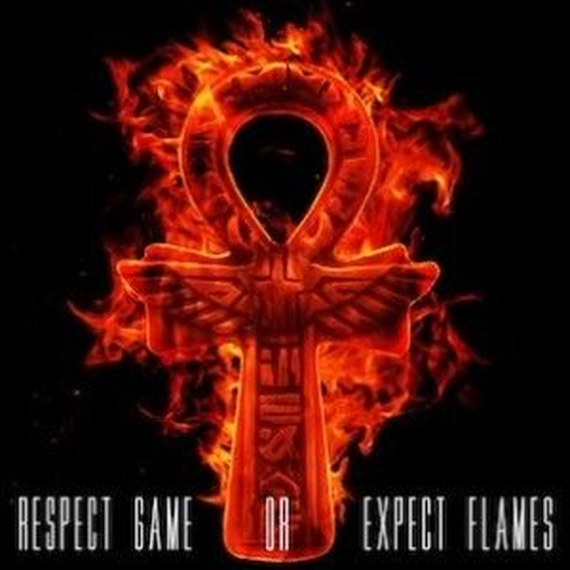 CASUAL & J.RAWLS / Respect Game or Expect Flames [CD]