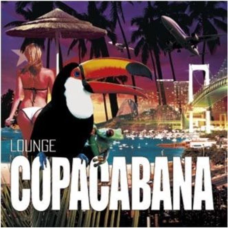Kashi Da Handsome×Macka-Chin / Lounge Copacabana [2MIX CD]