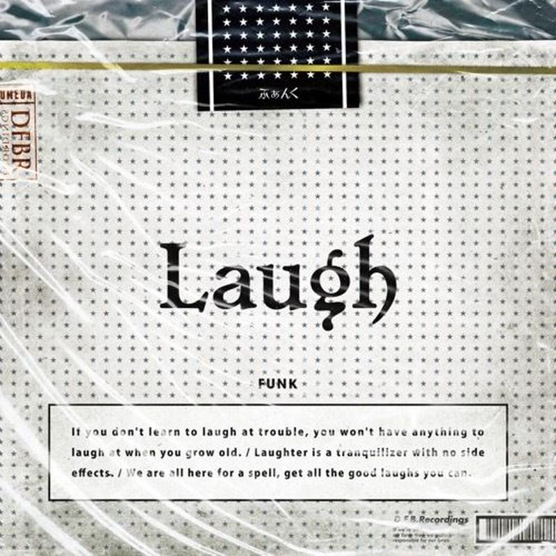 7/10 - ふぁんく / LAUGH [CD]
