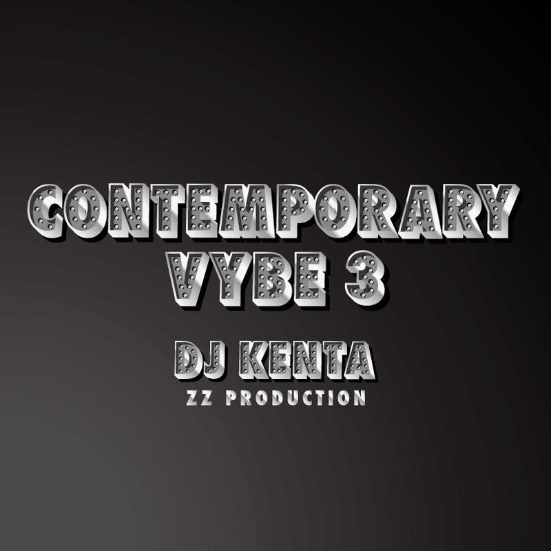 DJ KENTA(ZZ PRODUCTION) / Contemporary Vybe3 [MIX CD]