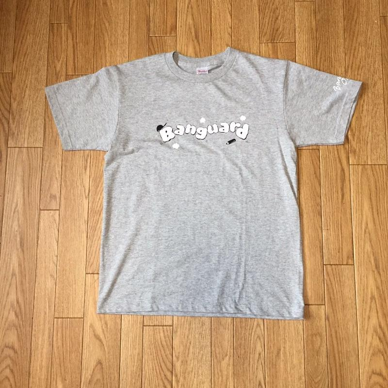 banguard smog tee(gray)