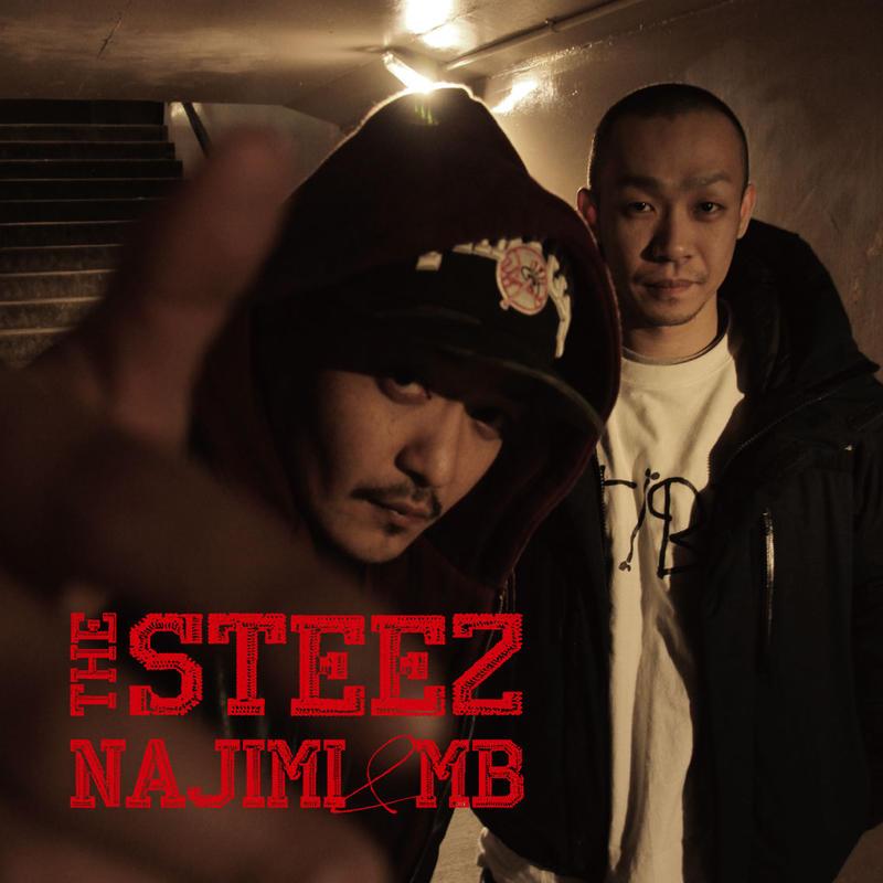 NAJIMI&MB / THE STEEZ [CD]