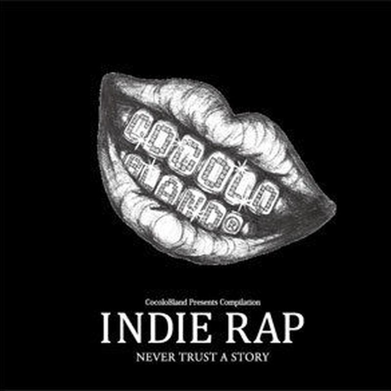 V.A. / INDIE RAP [CD]