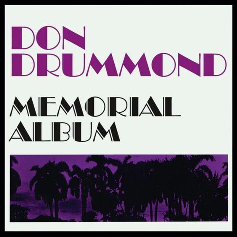 予約 - Don Drummond / Memorial Album [LP]
