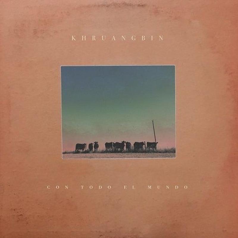 Khruangbin / CON TODO EL MUNDO [CD]