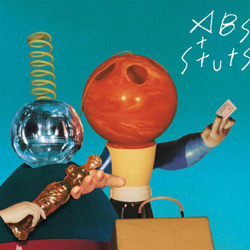 Alfred Beach Sandal + STUTS / ABS+STUTS [CD]
