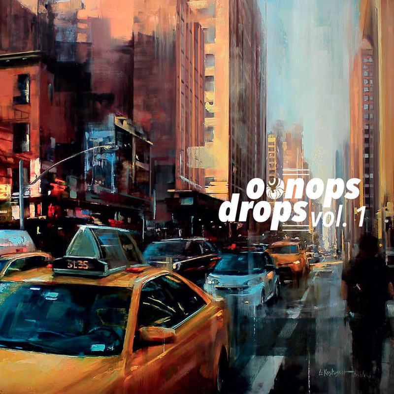 V.A. (DJ CAM QUARTET, CRO-MAGNON, SHINSIGHT TRIO, ETC.)/ OONOPS DROPS VOL. 1 [2LP+DL]