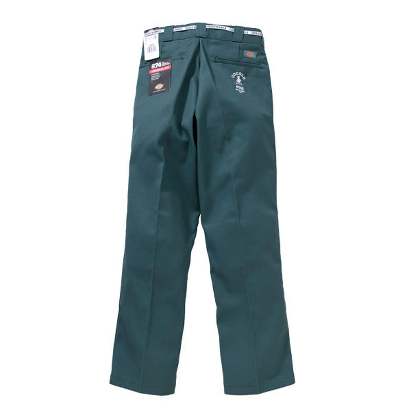 #556 WORK PANTS (LONCOLN GREEN)