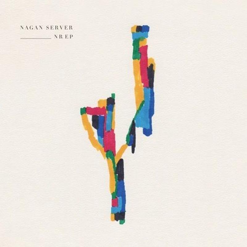 5/5 - NAGAN SERVER / NR EP [LP]