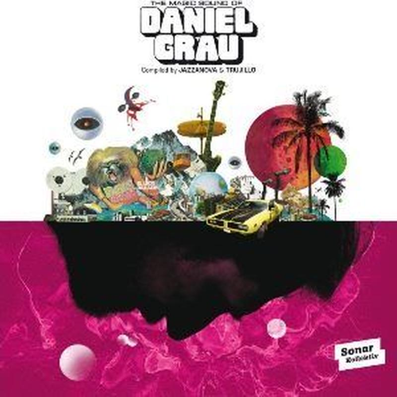 DANIEL GRAU / MAGIC SOUND OF DANIEL GRAU [LP]