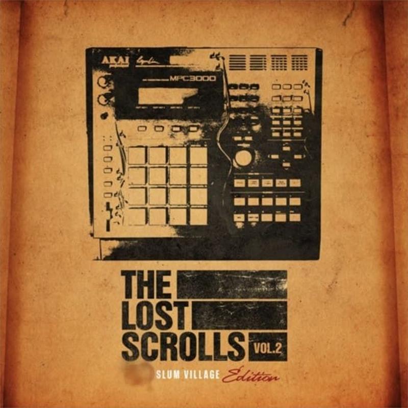 SLUM VILLAGE / THE LOST SCROLLS VOL. 2 - SLUM VILLAGE EDITION [LP]
