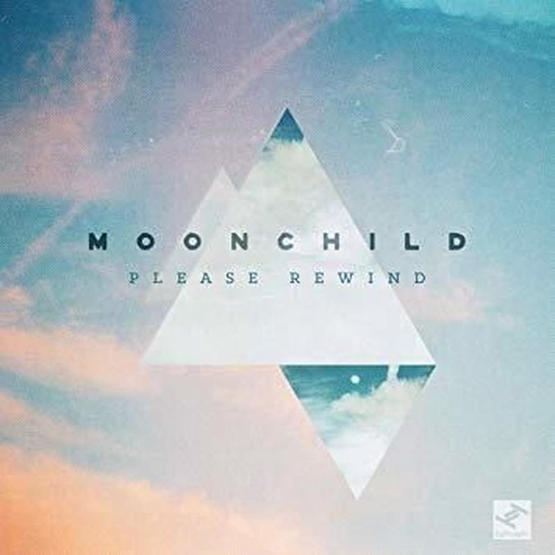 MOONCHILD / PLEASE REWIND(Coloured Vinyl) [LP]