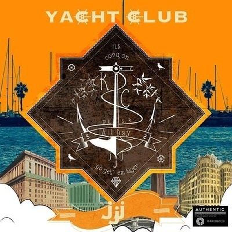 jjj / Yacht Club [2LP]