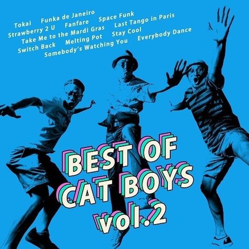 CAT BOYS  / BEST OF CAT BOYS VOL.2 [CD]