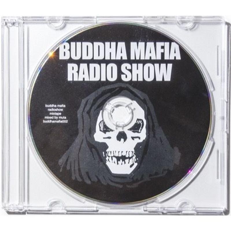 MUTA / BUDDHA MAFIA RADIOSHOW MIXTAPE #2 [MIX CD]