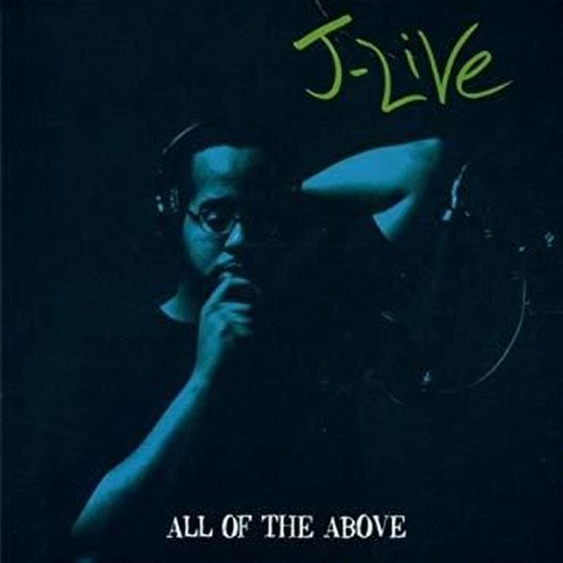 J-LIVE / ALL OF THE ABOVE [LP]