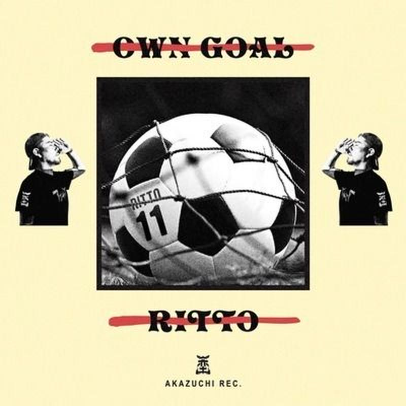 RITTO / OWN GOAL [CD]