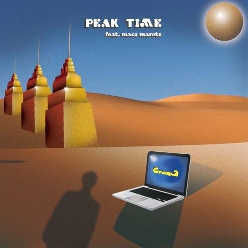 RSD2019 - PEAK TIME feat. maco marets / セレモニー(Disco edit) [7inch]