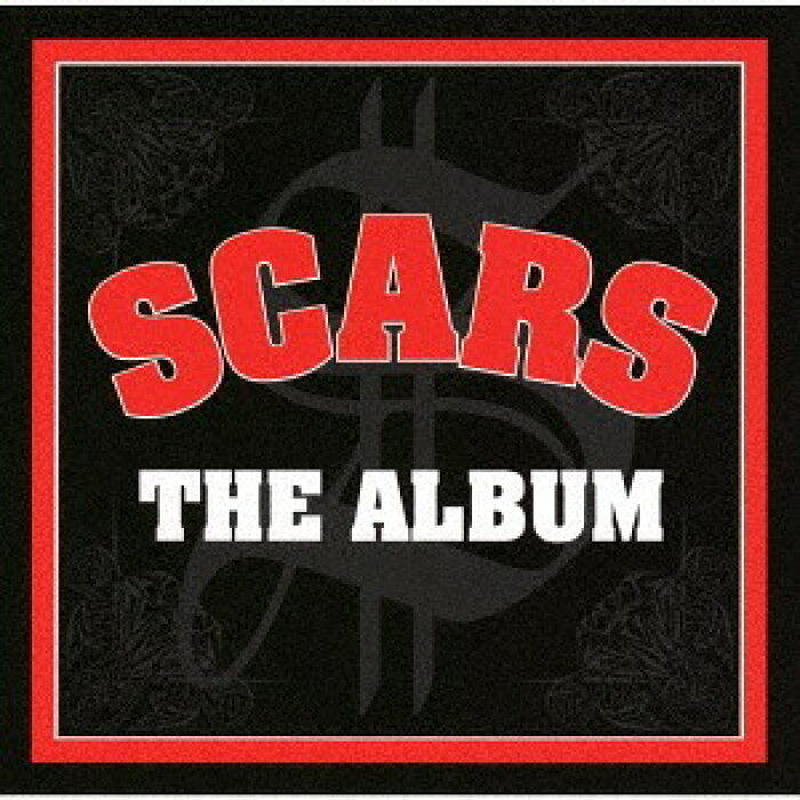 SCARS / THE ALBUM [CD]