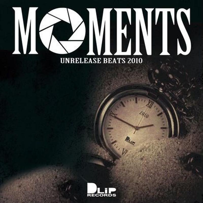 "NAGMATIC / The Blab Butta'#002 ""MOMENTS unrelease beats 2010-"" [CD]"