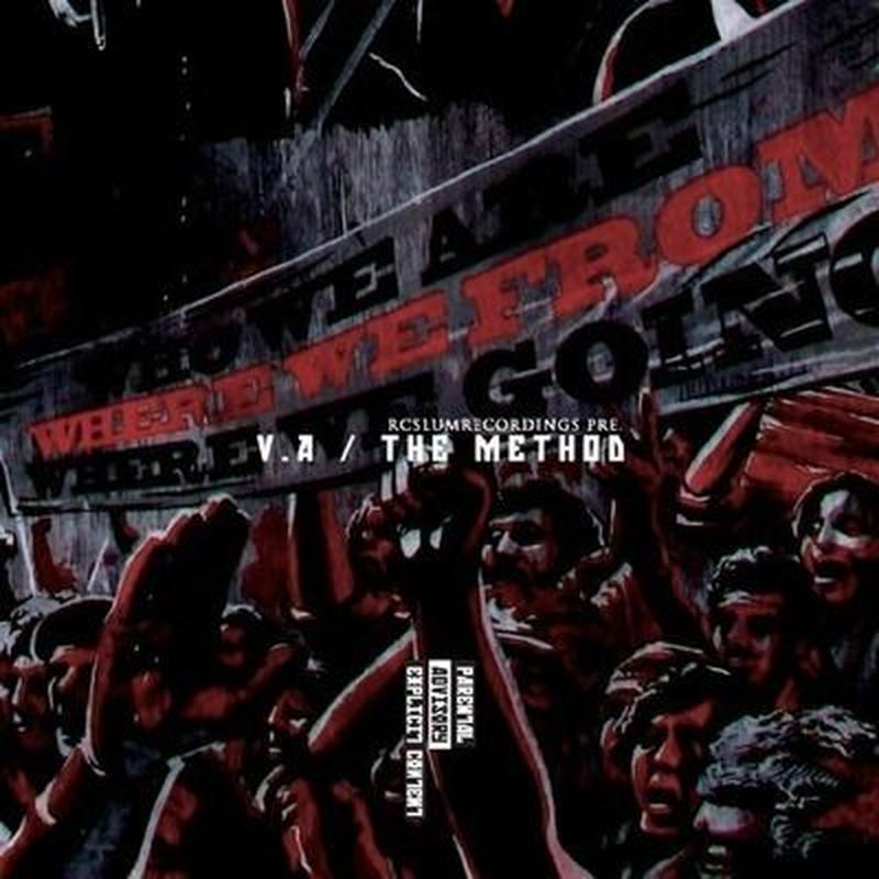 V.A / THE METHOD [CD]