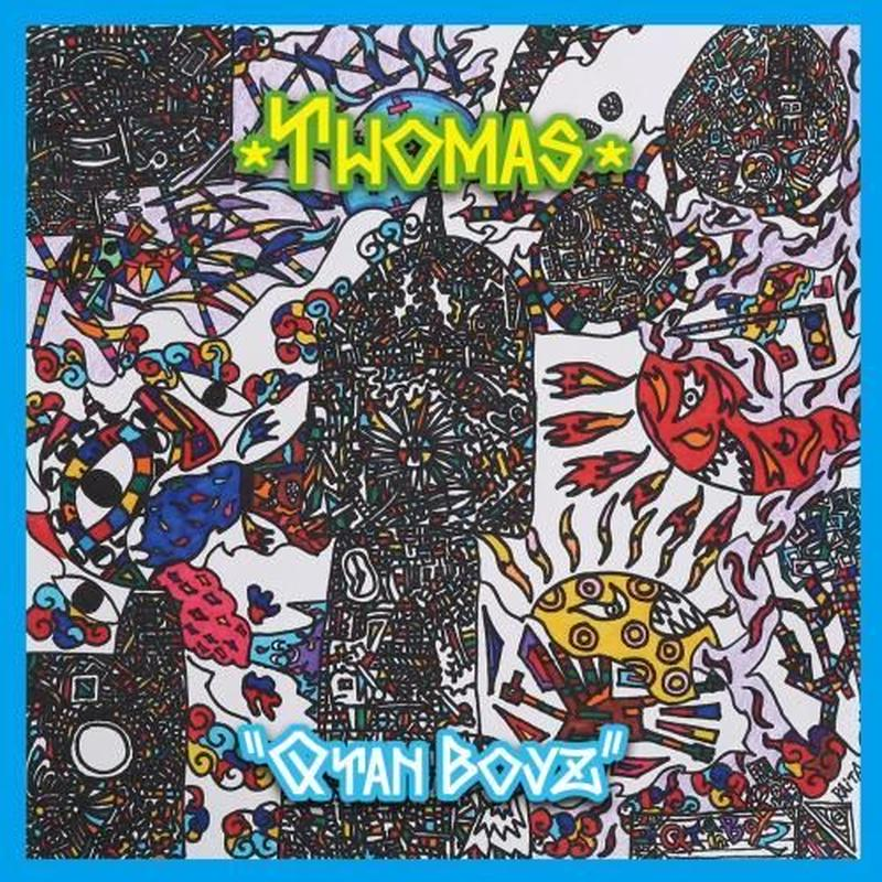 Qtan Boyz / Thomas - mixed by DJ TAISEI [MIX CD]