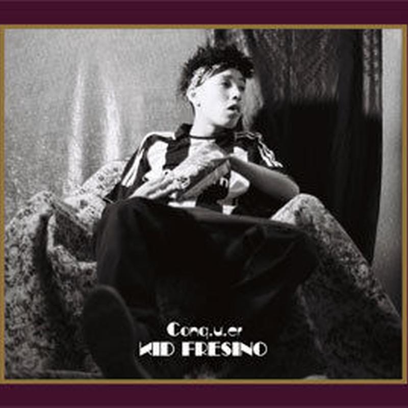 KID FRESINO / Conq.u.er [CD]