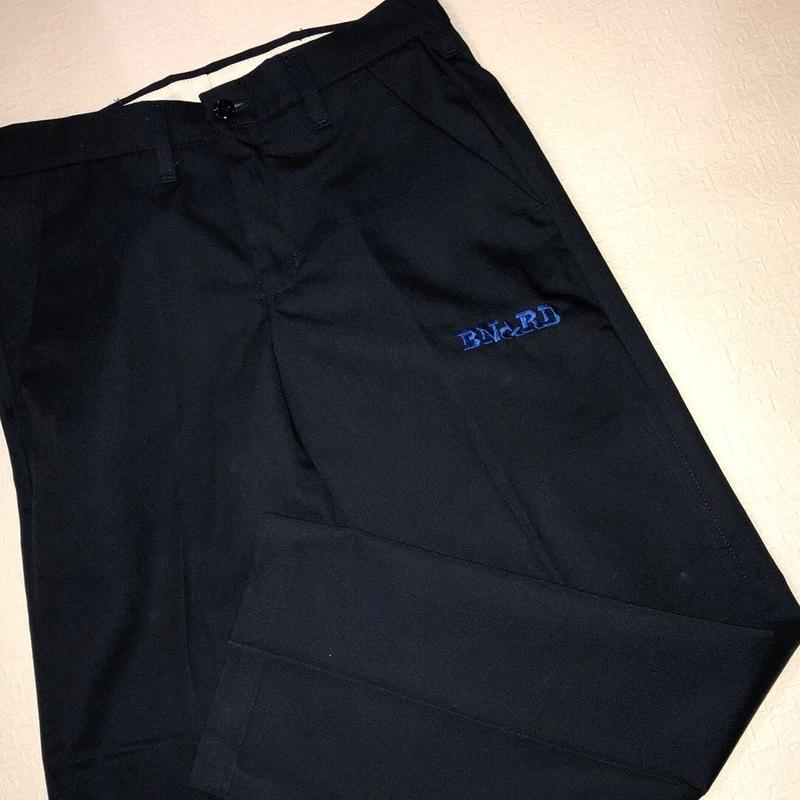 BNGRD WORK PANTS(NAVY)