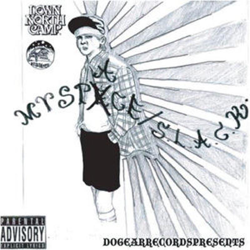 S.L.A.C.K. / MY SPACE [CD]