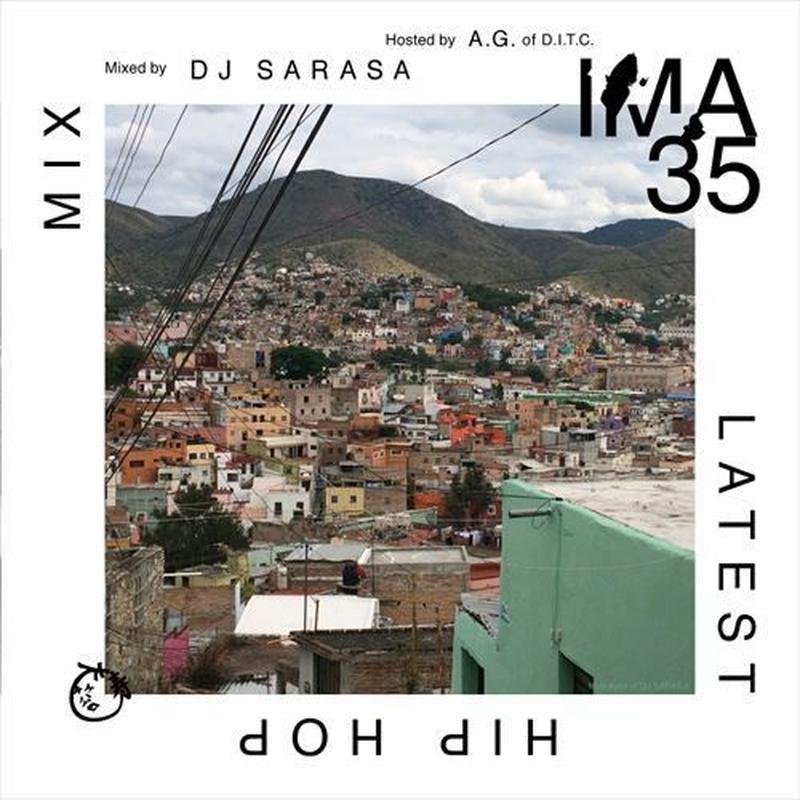 DJ SARASA / IMA#35 [MIX CD]