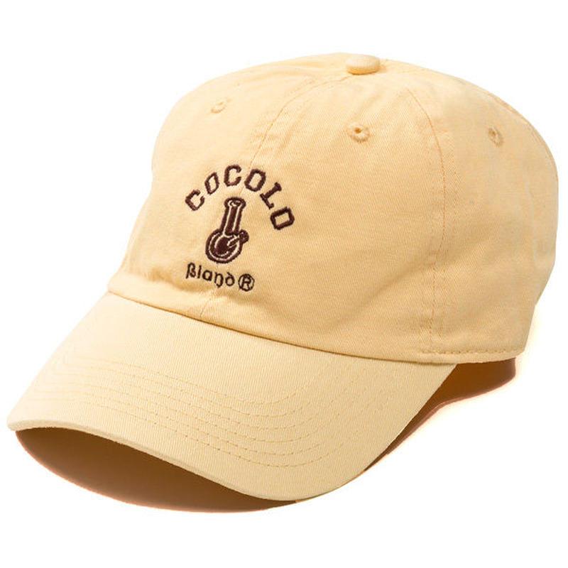 CLASSIC BONG 6PANELS CAP (LIGHT YELLOW)