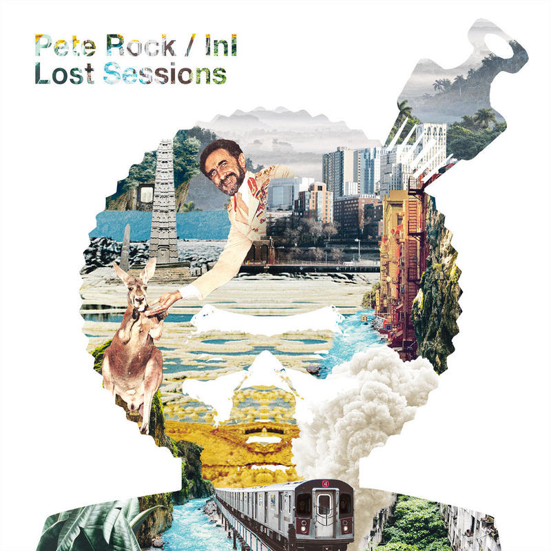 PETE ROCK / I.N.I. LOST SESSIONS [LP]