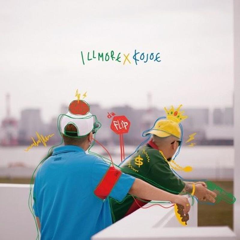 KOJOE x illmore / da Flip【REMIX ALBUM】[CD]