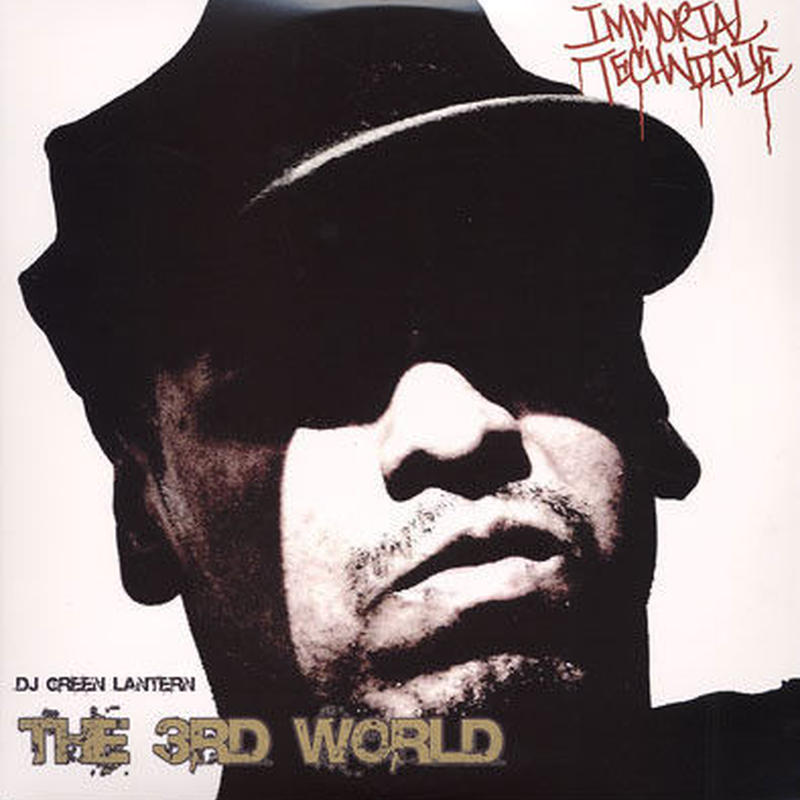 IMMORTAL TECHNIQUE / THE 3RD WORLD [2LP]